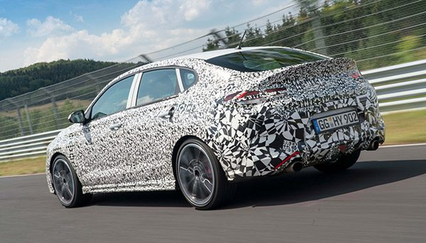 Preview: Hyundai i30 N Fastback (2018)