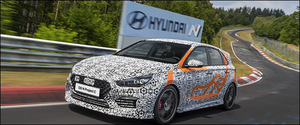 Preview: Hyundai i30 N Project C (2019)