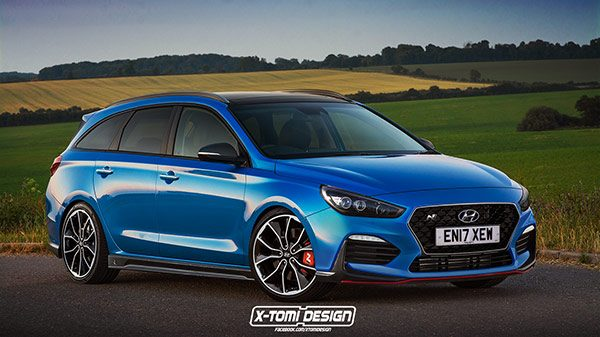 Preview: Hyundai i30 N Wagon