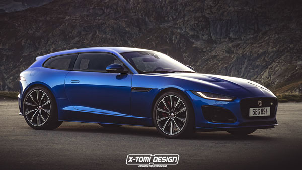 Preview: Jaguar F-Type Shooting Brake