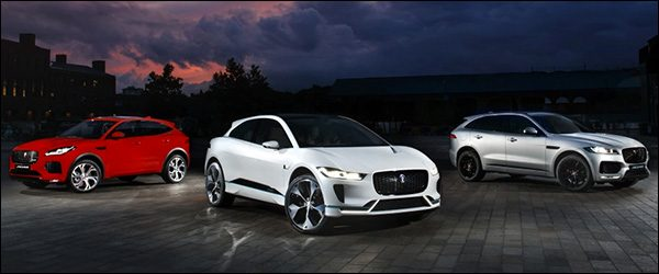 Preview: Jaguar J-Pace SUV (2021)