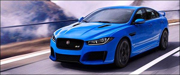 Preview: Jaguar XE SVR (2018)