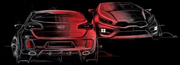 Preview Kia Pro Cee'd GT