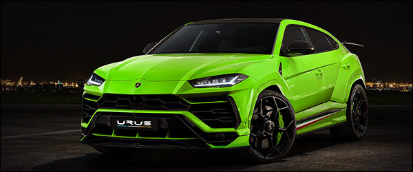 Preview: Lamborghini Urus ST-X Performante (2020)