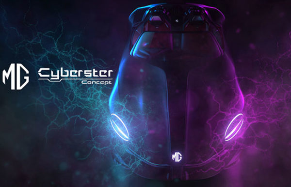 Preview: MG Cyberster Concept (2020)
