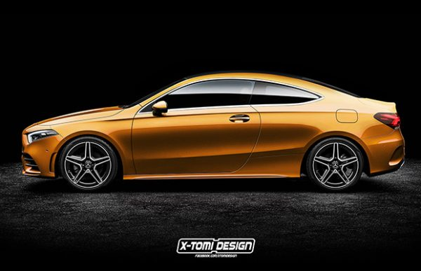 Preview: Mercedes A-Klasse Shooting Brake / A-Klasse Coupé (2019)