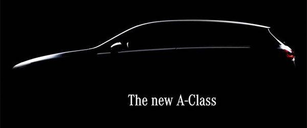Teaser: Mercedes A-Klasse (2018)