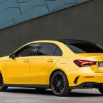 Preview: Mercedes-AMG A35 Berline (2019)