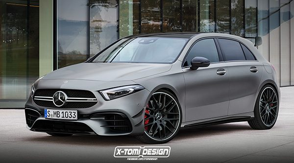 Preview: Mercedes-AMG A45 4MATIC (2019)
