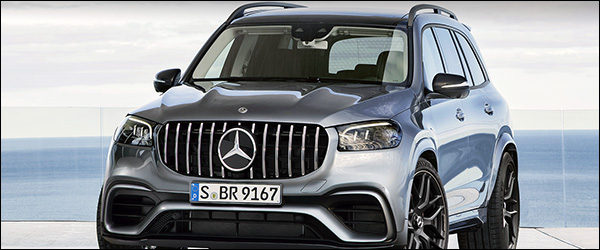Preview: Mercedes-AMG GLS63 (2020)