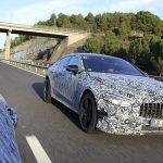 Preview: vierdeurs Mercedes-AMG GT (2018)