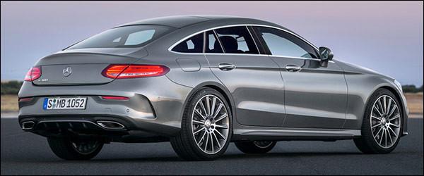 Krijgen we terug een Mercedes CLC? [vierdeurs coupé]