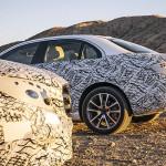 Preview: motorengamma nieuwe Mercedes E-Klasse (2016)
