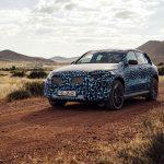 Teaser: Mercedes-EQ C SUV (2019)