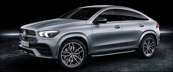 Preview: Mercedes GLE Coupe (2019)