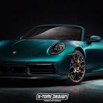 Preview: Porsche 911 (992) Cabrio, Speedster en Targa (2019)