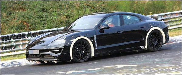 Preview: Porsche Mission-E (2020)