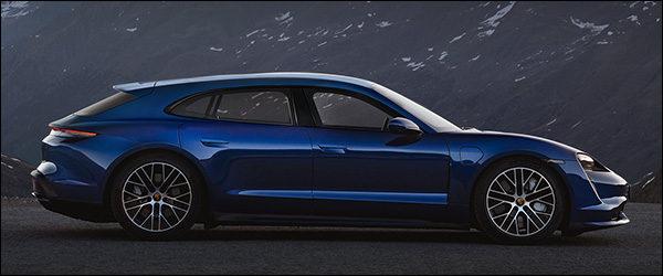 Preview: Porsche Taycan Sport Turismo (2020)