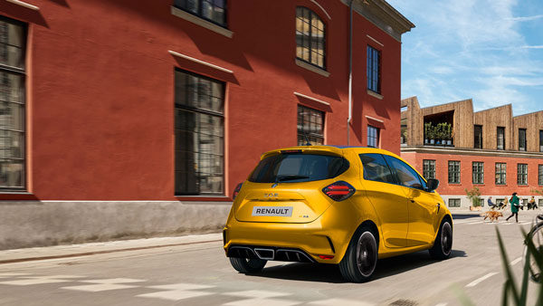 Preview: Renault Zoe RS (2020)