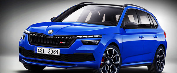 Preview: Skoda Kamiq RS (2020)