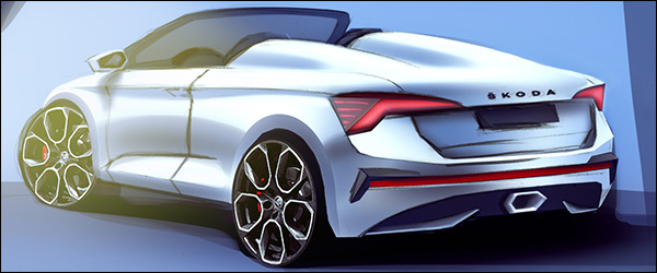 Preview: Skoda Scala Spider (2020)
