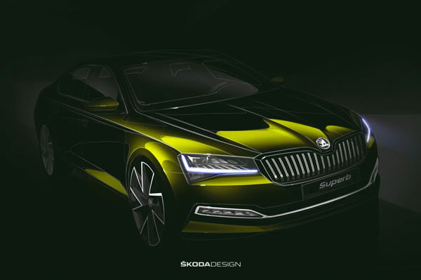 Preview: Skoda Superb (2019)