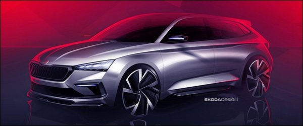 Preview: Skoda Vision RS Concept (2018)