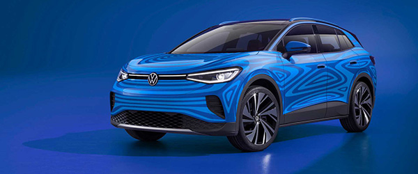 Preview: Volkswagen ID.4 crossover (2020)