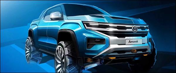 Preview: Volkswagen Amarok (2021)