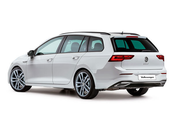 Preview: Volkswagen Golf Variant (2020)
