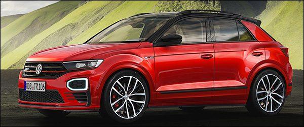 Preview: Volkswagen T-Roc GTI / T-Roc R