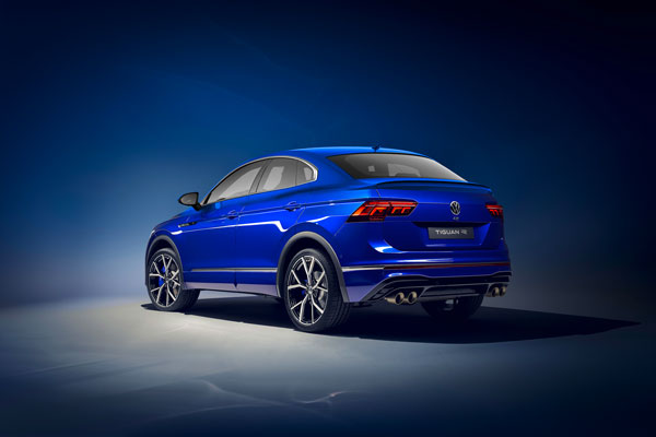 Preview: Volkswagen Tiguan X Coupe (2021)
