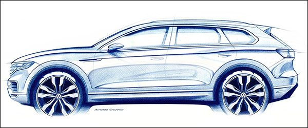 Preview: Volkswagen Touareg (2018)