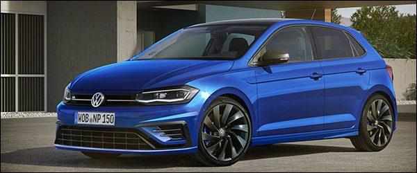 Werkt Volkswagen aan een 300 pk sterke Polo R?