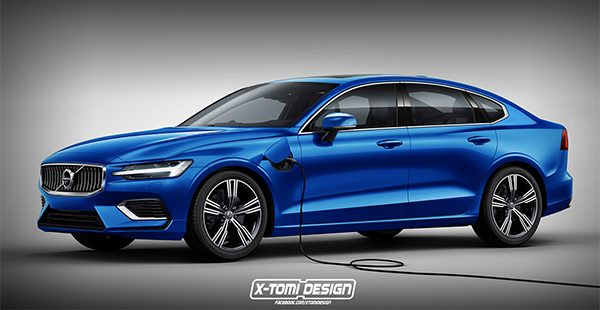 Preview: Volvo S60 Berline (2019)
