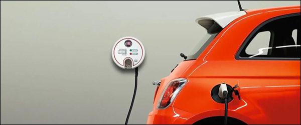 Preview: zuiver elektrische Fiat 500e (2020)