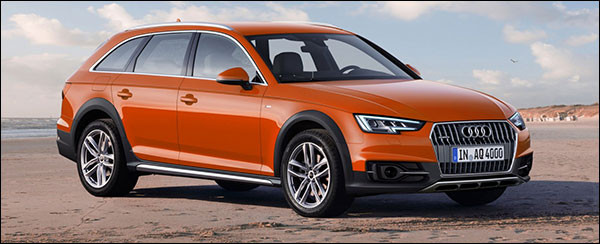 Preview: Audi A4 Allroad quattro (2016)