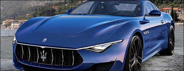 Preview: Maserati Alfieri [GranTurismo opvolger]