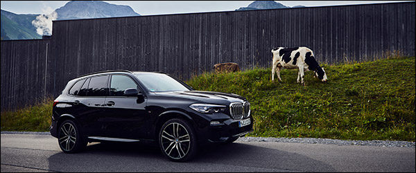 Belgische prijs BMW X5 xDrive45e (2019): vanaf 79.900 euro