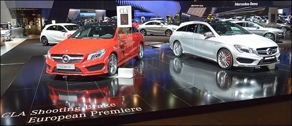 Mercedes CLA Shooting Brake: Belgische prijs vanaf €28.919