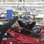 Productie Lexus LC Coupe van start!