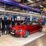 Productie Mercedes E-Klasse Coupe (2017) van start