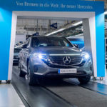 Productie Mercedes EQC (2019) van start!