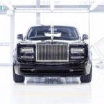 Productie Rolls-Royce Phantom VII zit erop!