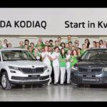 Productie Skoda Kodiaq van start