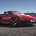 Officieel: Porsche Boxster GTS