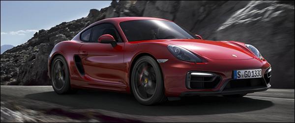 Officieel: Porsche Cayman & Boxster GTS