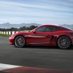 Officieel: Porsche Cayman GTS
