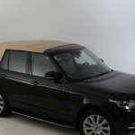 Range Rover Convertible by Newport Convertible Engineering