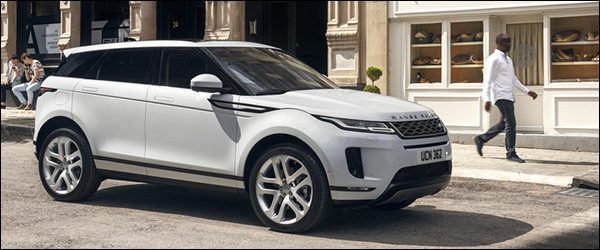Autosalon Brussel 2019: Land Rover / Range Rover Line-up